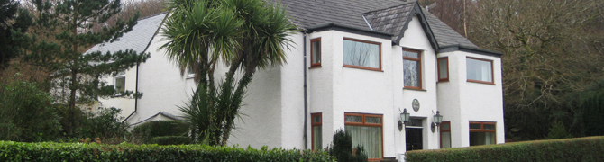 Glyn Peris Bed and Breakfast B&B, Llanberis